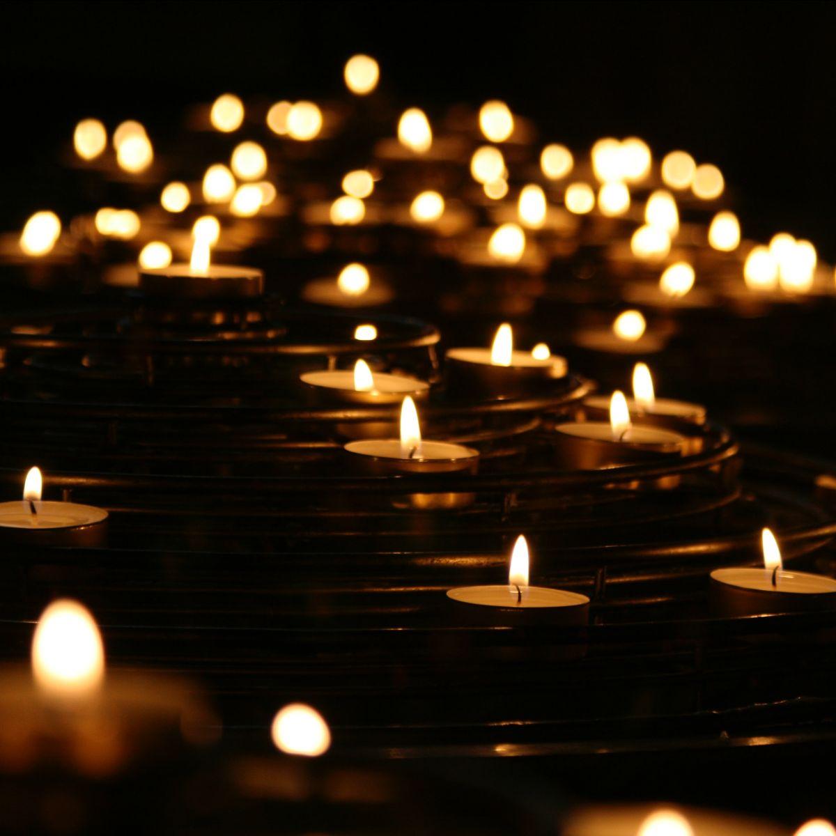 Ljus i stillhet