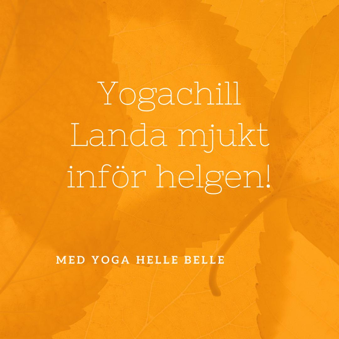 Yogachill